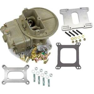 Holley 0 4412ct Circle Track 500cfm 2bbl Carb W Adj Adapter Kit