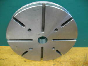 new 11 Moore Horizontal vertical t slot Rotary Table table Only