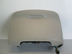 1997 2002 Lincoln Towncar Center Console Lid Cup Holders Ashtray Oem Tan Beige