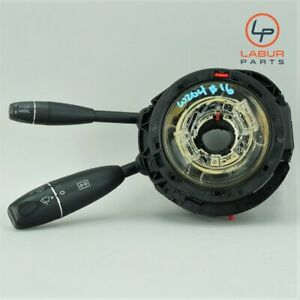 c1349 W204 Mercedes 08 11 C Class Steering Column Clock Spring Angle Switch