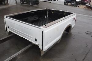 2008 2009 2010 Ford F250 F350 8 Foot Long Truck Bed Box 8 Box White code Z1