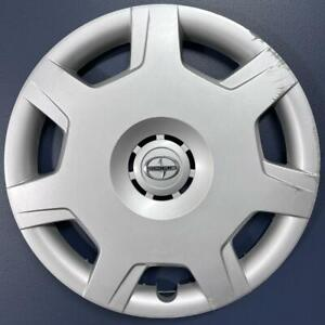 One 2008 2015 Scion Xb Xd 61152 16 7 Spoke Hubcap Wheel Cover A054a Used