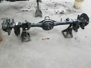 Jeep Jl Wrangler Dana 44 200mm Rear Axle 3 45 Gears 2018 2020 31705