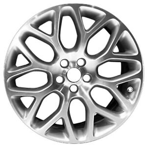 03963 Reconditioned Factory Oem Aluminum Wheel 19x8 Fits 2013 2014 Ford Fusion