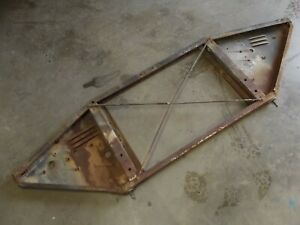 1964 1965 1966 Chevrolet Gmc Truck Core Support Chevy 1960 1961 1962 1963 C10