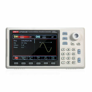 Function arbitrary Waveform Generator 30mhz Dds 200msa s Frequency Meter T2v8