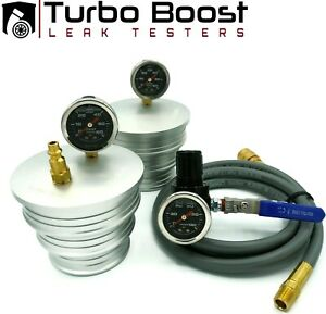 Charge Air Cooler Cac Boost Leak Tester 60 Psi Semi Truck Kit 3 3 5 4