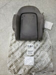 New Nos Oem 2016 2018 Fiat 500x Passenger Seat Back Pad 68288741aa Free Shipping