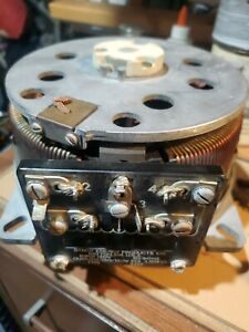 Staco Energy Products Type 2510 120v Variable Transformer Used