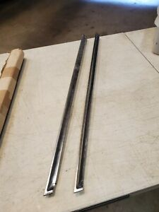 1955 1956 1957 Chevy Nomad Safari Ss Side Window Trim Driver Side Upper
