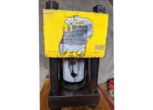 Eaton T 410 Hydraulic Crimper With 15 Eaton Dies