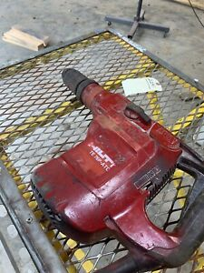 Hilti Te 76p atc Hammer Drill Chipping Hammer Two Speed Sds Max Works