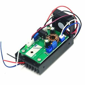 12v Laser Driver High Power For Ir 808nm 980nm 500mw 5w Diode Module Fan Cooling