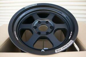 Volk Te37xt M Spec 18x9 5 20 6x135 Blast Black Brand New Fits Ford Raptor