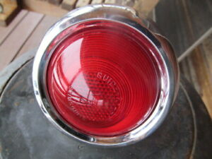 1949 1950 Pontiac Nos Left Tail Light