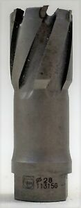 Fein Core Drill Hm Ultra 50 Fine Thread 1 31 32in 1 3 32in Drill Bit