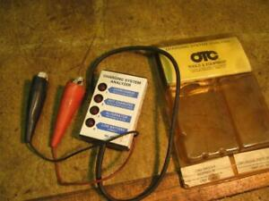 Otc 7200 Charging System Analyzer Alternator Tester