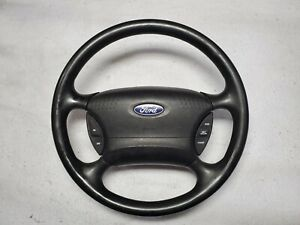 2001 2003 Ford Ranger Steering Wheel Oem W Cruise Control