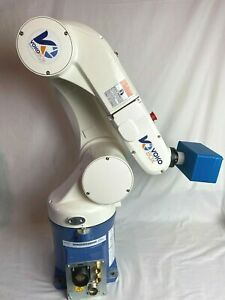 Denso Wave Industrial Six Axis Articulated Robot Vs 6577m b