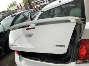2007 2012 Impala Trunk hatch tailgate W spoiler White 822844