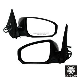 For Nissan Maxima Front Left Right Set Of 2 Door Mirror New