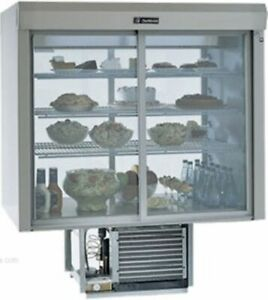 New Delfield 48 Drop in Pass Through Refrigerated Display Case