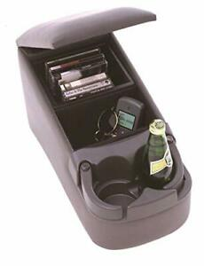 Truck Center Console For Bench Seat Cup Holder Van Car Organizer Front Storage