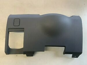 Lower Dash Knee Panel Under Steering Column 2006 2008 Dodge Ram Slate Gray