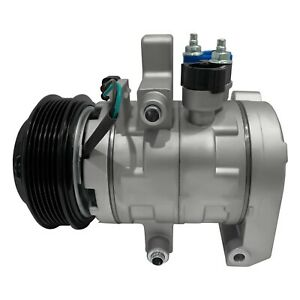 Ryc New Ac Compressor Afh661 Fits Ford Mustang 5 0l 5 2l 2015 2016 2017