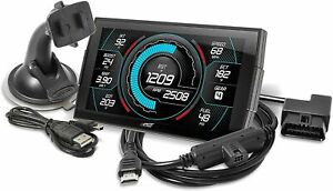 Edge Products Insight Cts3 Gauge Monitor For 1999 2021 Chevy Silverado Trucks