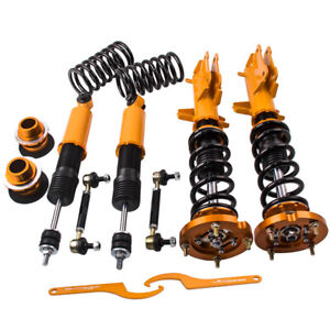 4pcs Coilover Shocks Kits For Ford Mustang 2005 2006 2007 2008 2009 2010 2014