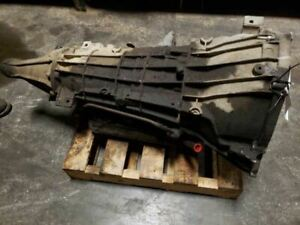 Automatic Transmission 4r100 5 4l Fits 1999 Ford E350sd Van 732201