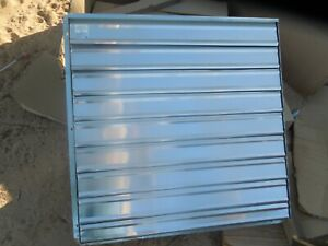 36 Industrial Exhaust Shutter Fan Single Speed Wall Mount Garage Shop Barn New