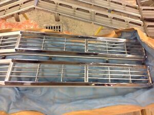 1967 Ford Galaxie Grill Nos