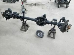 Jeep Jk Wrangler 21k Miles Dana 30 Front Axle 3 73 Gear Ratio 2007 2017 32562