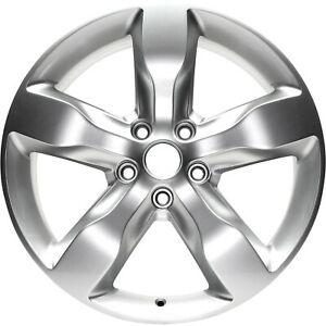 09107 Refinished Jeep Grand Cherokee 2011 2013 20 Inch Wheel