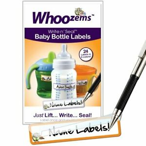 Baby Bottle Waterproof Labels Great For Daycare