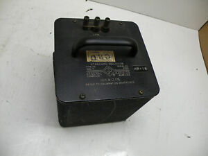 General Radio Genrad Gr1482e Standard Inductor Type 1482e 1mh 0 1