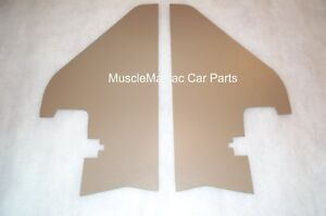 1947 1950 Studebaker Champion Kick Panels Colors Available 47 48 49 50