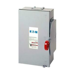 100amp 240volt Non Fused Safety Switch Double Throw Outdoor Generator Disconnect