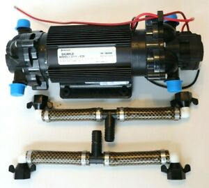 Pentaire Shurflo 4111 035 Automatic Demand 12 volt High Flow Water Pump