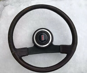 1978 1988 Oldsmobile Cutlass Supreme 442 Sport Steering Wheel Salon Calais