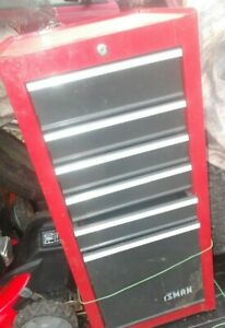 Craftsman Side Tool Box Cabinet Pick Up Only