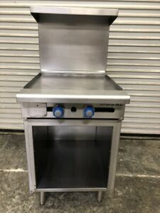 24 Gas Griddle Cabinet Base Imperial Range Ir g24 g24 xb n 2890 Commercial