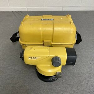 Topcon At b3 28x Autolevel Automatic Auto Level Transit With Carrying Case