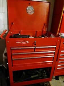 Snap On Blue Point Tool Cart