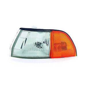 Ac2550101v Marker Lamp Assembly Front Driver Side Fits 1990 1993 Acura Integra