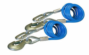 Roadmaster Inc 643 Trailer Safety Cable Tow Bar
