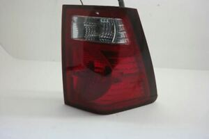 2007 10 Jeep Grand Cherokee Driver Left Tail Light Lh