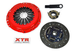 Xtr Stage 1 Clutch Kit For 8 88 92 Toyota Corolla All trac Mr2 Supercharged 1 6l